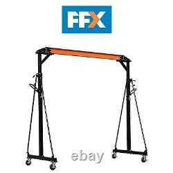 Sealey SG1000 Portable Gantry Crane Adjustable 1tonne