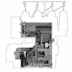 Singer 14HD854 Heavy Duty Overlocker Including Accessories