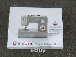Singer 4411 Heavy Duty Sewing Machine brand new