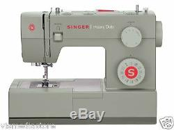 Singer 4411 Heavy Duty Sewing Machine with Metal Frame, the best seller on eBay
