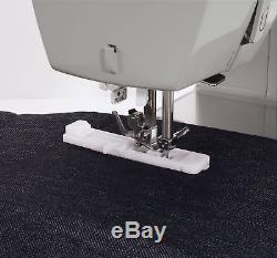 Singer 4423 Heavy Duty Metal Auto Threading Sewing Machine Grey