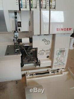 Singer Heavy Duty Domestic Overlocker Serger Sewing Machine