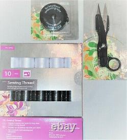 Singer Heavy Duty Overlocker/Serger Sewing Machine + Free Accessories Kit S010L
