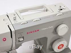 Singer Sewing Machine 4411 Heavy Duty Presser Foot Bobbin Thread Sew Stitches