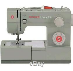 Singer Sewing Machine 4452 Heavy Duty 32 Built-in Stitches! IN HAND