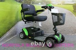 Spring Sale New Tga Zest 4mph Portable Boot Mobility Scooter