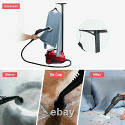 Steam Cleaner Heavy Duty Carpet Cleaner Mop Multi Purpose Cleaning Home 2000W