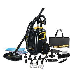 Steam Cleaner Heavy Duty Portable Canister Machine Handheld Floor Mop System New