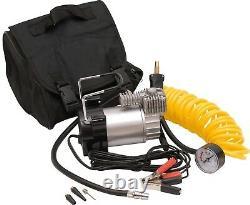 Sumex 12v 150 PSI & 11 BAR Durable Heavy Duty Air Compressor Car Tyre Inflator