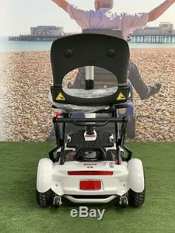 Summer Sale Tga Minimo Plus 4 Portable Mobility Scooter