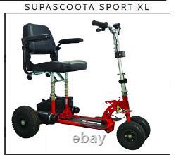 SupaScoota Sport XL Lightweight Portable Mobility Scooter