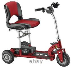 Supalite Mobility Scooter, only 20.4 kg, portable travel friendly 3 wheel