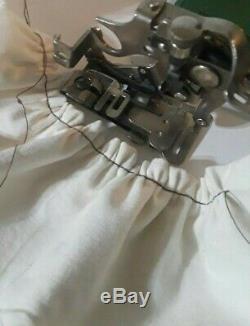 Super Heavy-Duty Singer 66-18 Godzilla Sewing Machine SERVICED! E59