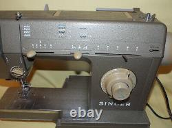 TESTED Singer Professional Sewing Machine HD110C HD Heavy Duty Metal Foot Pedal