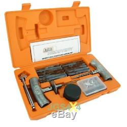 T-MAX 12V Compressor HEAVY DUTY Portable 4x4 Tyre Air Pump + ARB Tyre Repair Kit