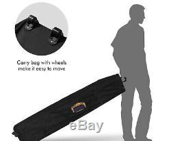 Titan Pop Up Red Hex 40 Heavy Duty Commercial Grade Gazebo Best Quality On Ebay