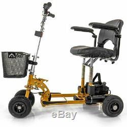 Trek Supascoota Sport Lightweight Portable Mobility Scooter