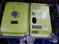 Varan Motors 92601 HEAVY DUTY DIESEL GENERATOR 5000W 230V 12VDC GENERATOR 5,0kW