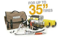 Viair 40047 400p-RV AUTOMATIC Portable Tire Air Compressor 150psi Fast Filling