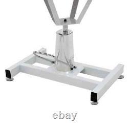 VidaXL Hydraulic Bath Grooming Table for Dogs Pets Adjustable Swivel Supply