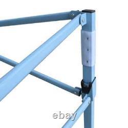 VidaXL Professional Folding Party Tent 3x4m Cream Steel Outdoor Canopy Gazebo