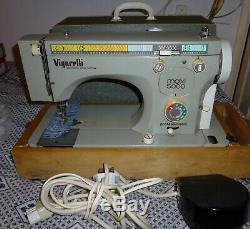 Vigorelli Maxi 5000 Semi Industrial Heavy Duty Multi Stitch Sewing Machine