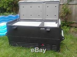 Waeco FR145 Commercial Heavy Duty portable freezer/ fridge 12V 220V RRP £1300