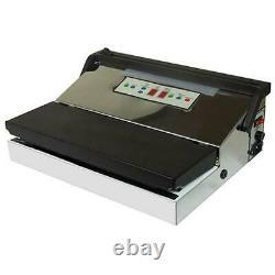 Weston WE65-0601W Stainless Steel Heavy-Duty Vacuum Sealer