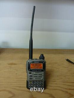 Yaesu VX-7R 50/144/430 MHz Triple Band Heavy Duty Transceiver Ham Portable Radio